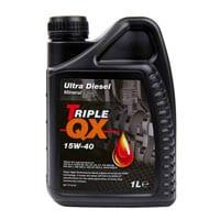 TRIPLE QX Mineral Diesel Engine Oil – 15W-40 – 1ltr