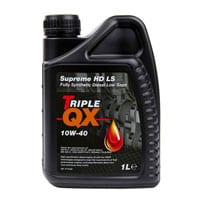 TRIPLE QX Fully Synthetic Diesel (Low Saps) Engine Oil – 10W-40 – 1ltr