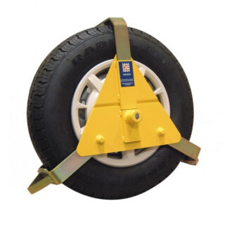 Adjustable Wheel Clamp – 10 to 14in.