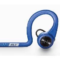 Plantronics Backbeat Fit Wireless Headphones in Power Blue