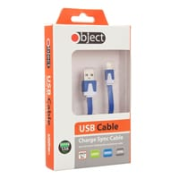 Object 3M Iphone 5 Cable Blue