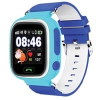 Streetwize Kids GPS Tracker Watch – Blue
