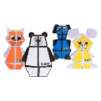 Rubik's Junior Assorted (Bear, Dog, Cat, Bunny)