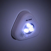 Am-Tech 3 LED Motion Sensor Light