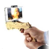 Pama Augmented Reality Phone Holder and Game App