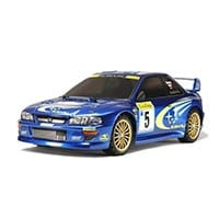 Tamiya Subaru Impreza Monte Carlo Self Assembly RC Model Kit