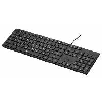 Acme KS07 Slim Keyboard EN/LT/RU, USB