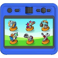 Snap childrens camera in blue