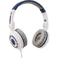 TribeTech Star Wars Headphones with Microphone – R2D2