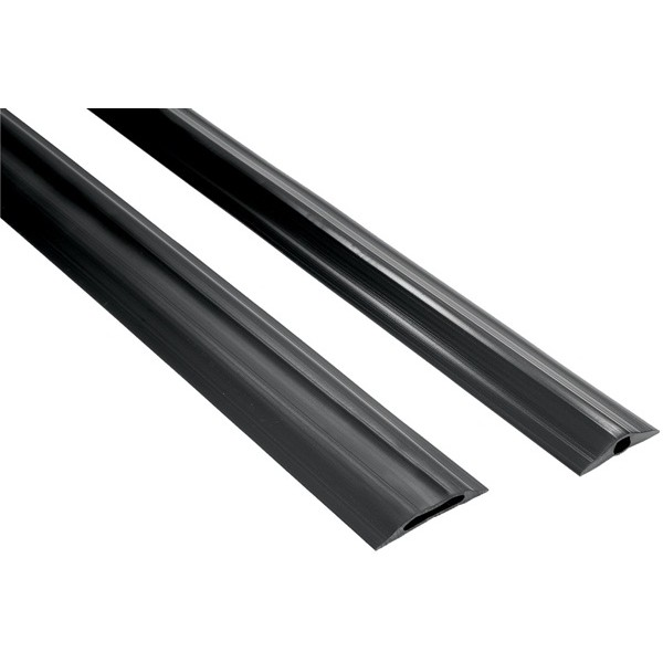 Rubber Cable Curb – Single Channel – 1.5m