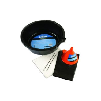 Oil Drain Pan (Kit) – 6 Litre