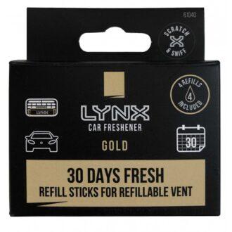 Lynx Gold – Gel Can Air Freshener