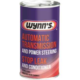 Auto Transmission & Power Steering Stop Leak & Conditioner – 325ml