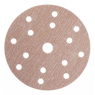 Sanding Discs – P120 – 150mm – Pack Of 100