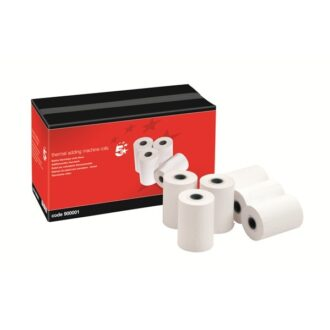Thermal Rolls – 57 x 40mm x 18m – Pack of 20