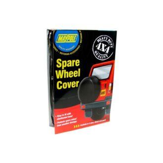 4X4 Wheel Cover – 31in./79cm Diameter – Black