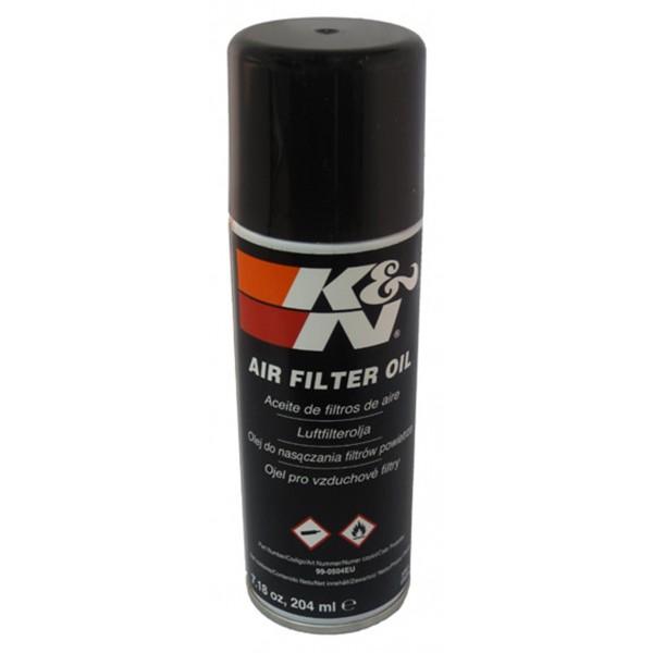 Air Filter Oil – 204ml Aerosol