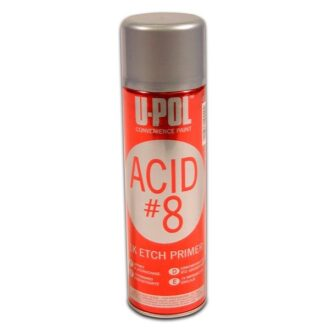 Acid #8 Etch Primer – 450ml