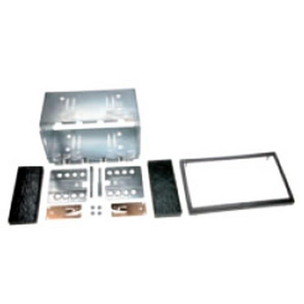 Double DIN Fitting Kit – Universal – Black