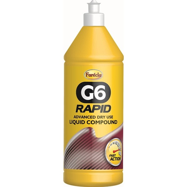 G6 Rapid Advanced Dry Use Liquid Compound – 1 litre
