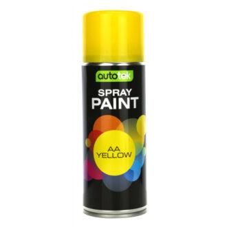 Aerosol Paint – Gloss AA Yellow – 400ml