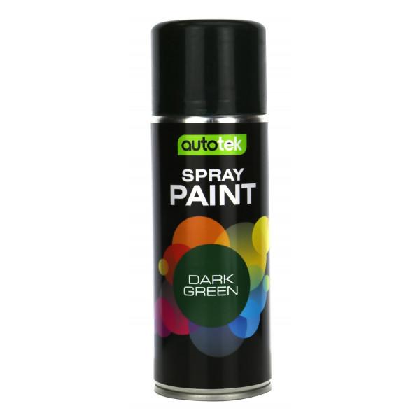 Aerosol Paint – Gloss Dark Green – 400ml