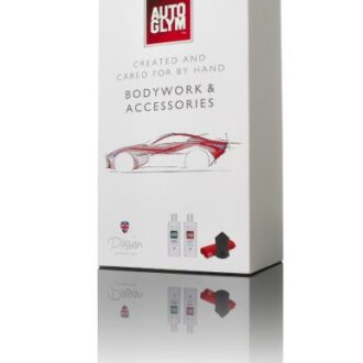 BODYWORK & ACCESSORIES KIT
