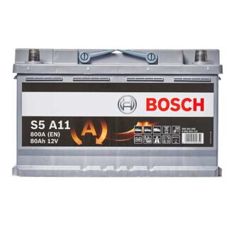 BoschAGM 115 AGM Battery 3 Year Guarantee