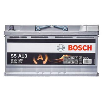BoschAGM AGM 019 Car Battery – 3 Year Guarantee