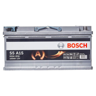BoschAGM AGM Battery 020 3 Year Guarantee