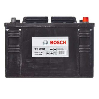 Bosch Commercial Battery 643 – 2 Year Guarantee