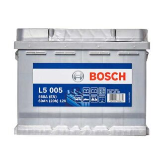 Bosch L5 Leisure Battery 60ah