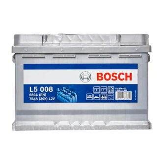 Bosch L5 Leisure Battery 75ah