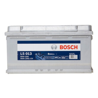 Bosch Leisure Battery 90Ah Low Box