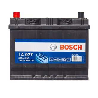 Bosch Leisure Battery Type 677 – 75ah