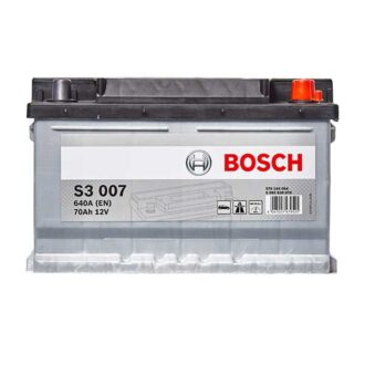 Bosch S3 S3 Battery 100 (70Ah) 3 Year Guarantee