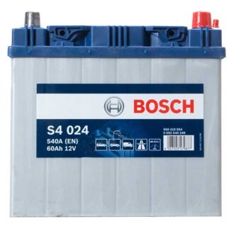 Bosch S4 S4 Battery 005 4 Year Guarantee