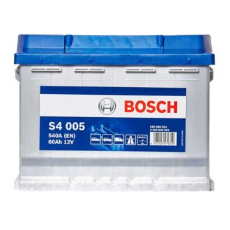 Bosch S4 S4 Battery 027 4 Year Guarantee