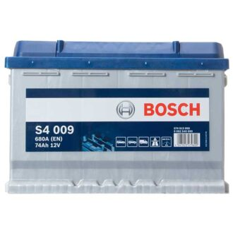 Bosch S4 S4 Battery 086 4 Year Guarantee