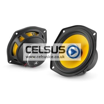 C1 5.25″ (130 mm) Coaxial Speaker System