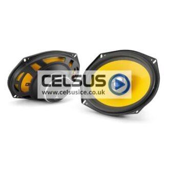 C1 5″ x 7″ / 6″ x 8″ (125 x 180 mm) Coaxial Speaker System