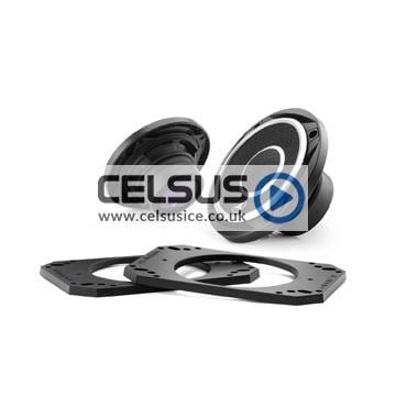 C2 4″ (100 mm) Coaxial Speaker System