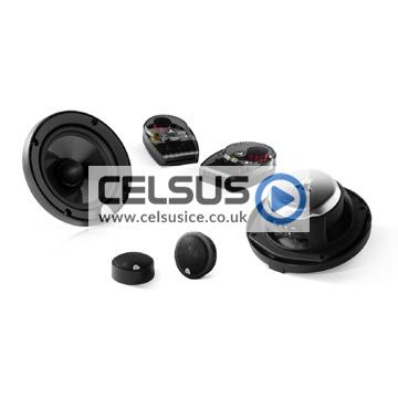 C3 5.25″ (130 mm) Convertible Component/Coaxial Speaker System