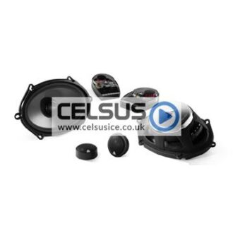 C2 6.5″ (165 mm) 2-Way Component Speaker System