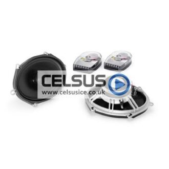 C5 5″ x 7″ / 6″ x 8″ (125 x 180 mm) Coaxial Speaker System