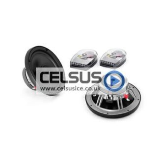 C5 5.25″ (130 mm) 2-Way Component Speaker System
