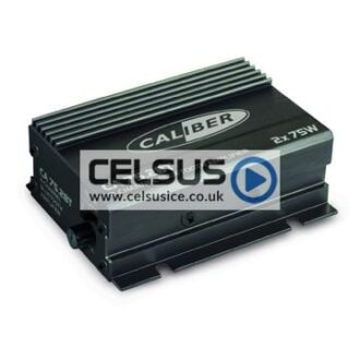 Caliber 2 Channel Amplifier with Bluetooth Wireless Technology