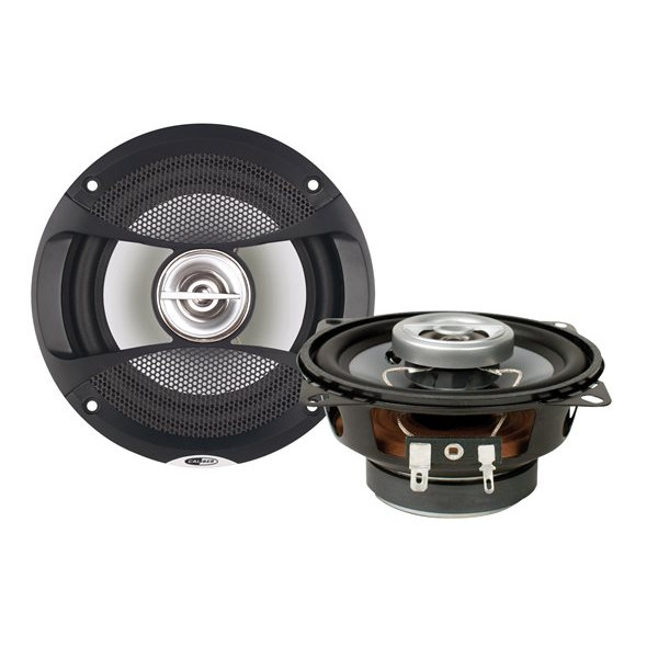 Speakers – 2-Way Coaxial with Grills – 4in.