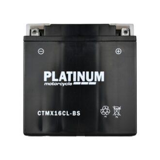 Motorcycle Battery 12V – 5.5Ah – 55CCA