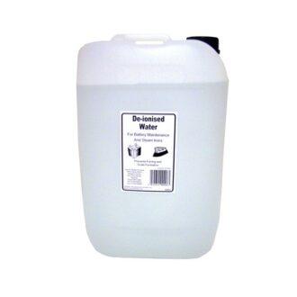 De-ionised Water – 1 Litre